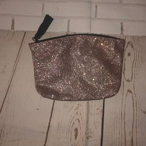 Shimmered Ipsy Makeup Bag
